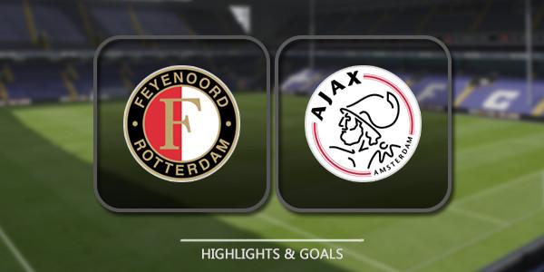 Highlights & Full Match - Feyenoord vs Ajax Amsterdam 27th ...