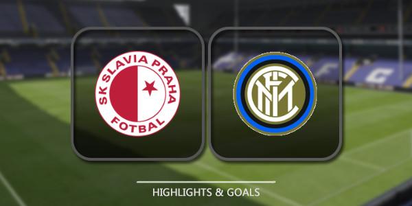 Slavia Praha Vs Inter 27th November 2019 Full Matches