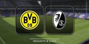 Borussia Dortmund vs Freiburg – 29th February 2020   Full ...